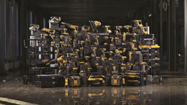 DEWALT- BATIMAT 2013