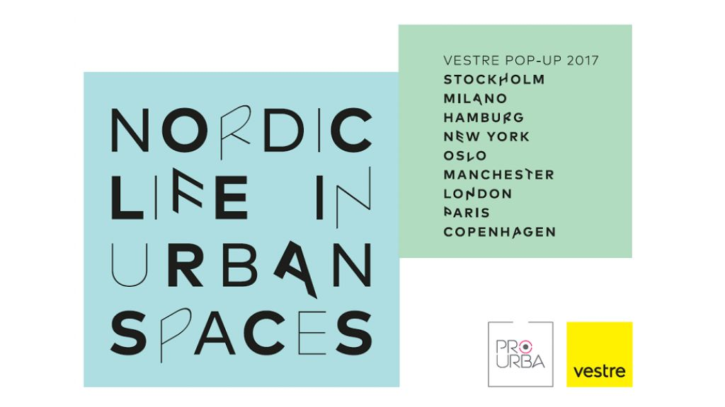 Nordic Life in Urban Spaces